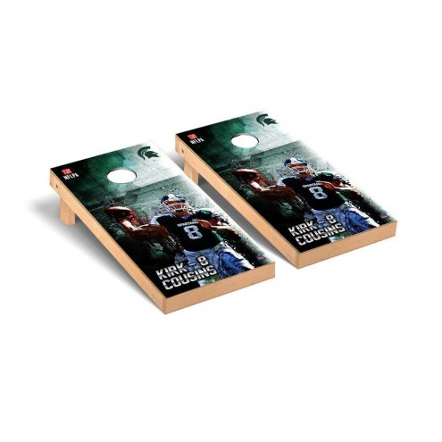 Michigan State Spartans Victory Cornhole Game Set