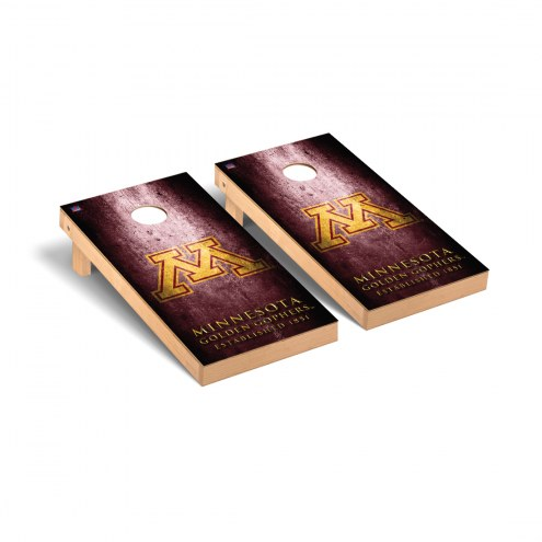 Minnesota Golden Gophers Victory Cornhole Game Set