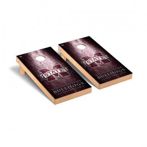 Mississippi State Bulldogs Victory Cornhole Game Set