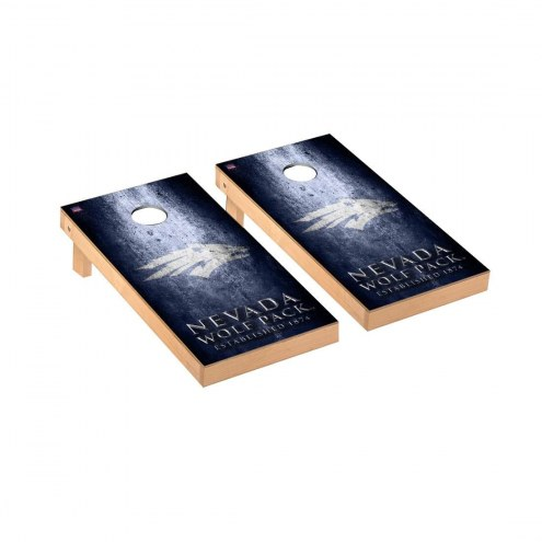 Nevada Wolf Pack Victory Cornhole Game Set
