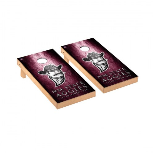 New Mexico State Aggies Victory Cornhole Game Set