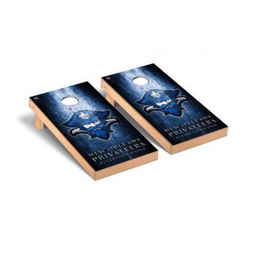 New Orleans Privateers Victory Cornhole Game Set