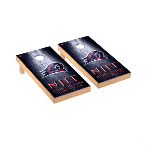 NJIT Highlanders Victory Cornhole Game Set