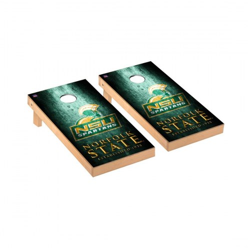 Norfolk State Spartans Victory Cornhole Game Set