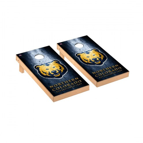 Northern Colorado Bears Victory Cornhole Game Set