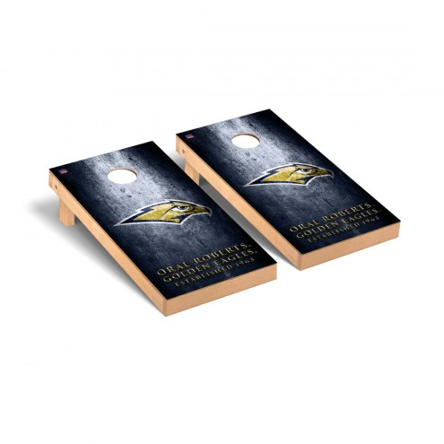 Oral Roberts Golden Eagles Victory Cornhole Game Set