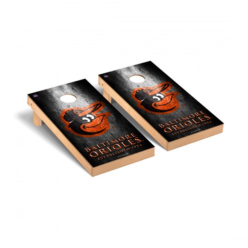 Baltimore Orioles Victory Cornhole Game Set