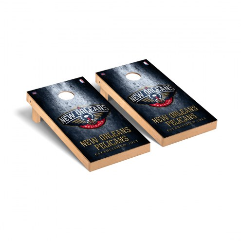New Orleans Pelicans Victory Cornhole Game Set