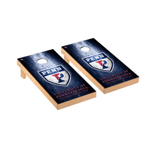 Pennsylvania Quakers Victory Cornhole Game Set