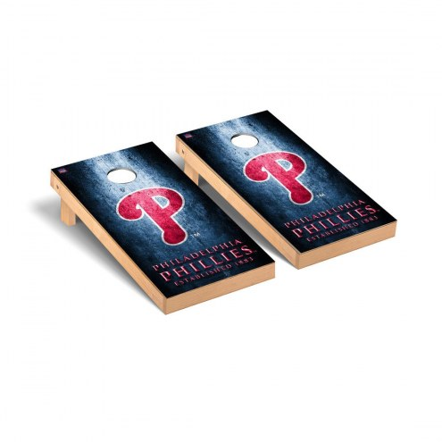 Philadelphia Phillies Victory Cornhole Game Set