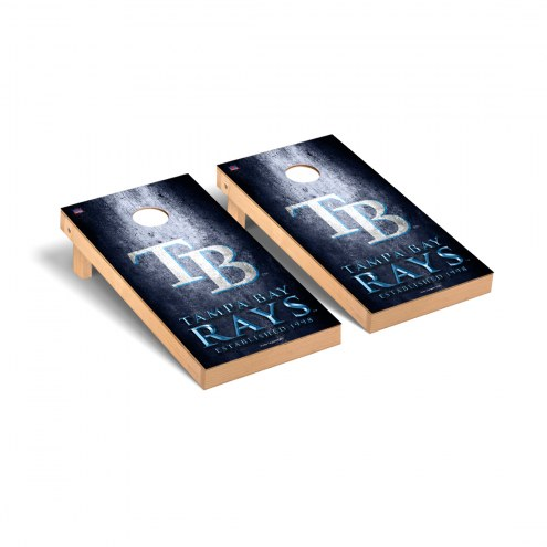 Tampa Bay Rays Victory Cornhole Game Set