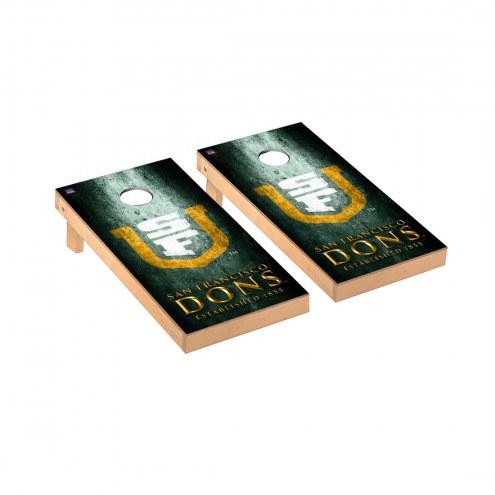 San Francisco Dons Victory Cornhole Game Set
