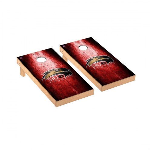 Southern Illinois Edwardsville Cougars Victory Cornhole Game Set