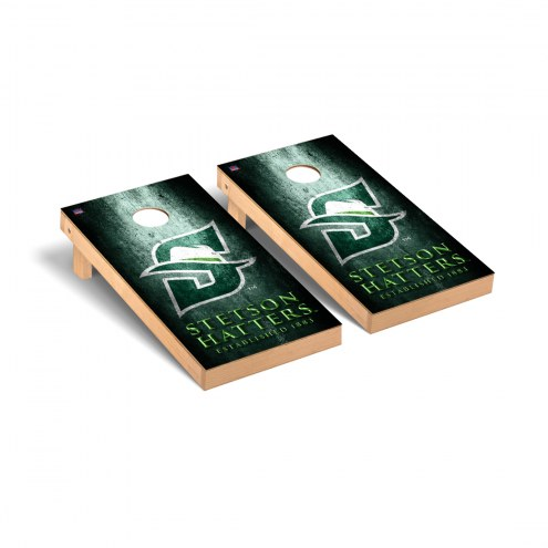Stetson Hatters Victory Cornhole Game Set