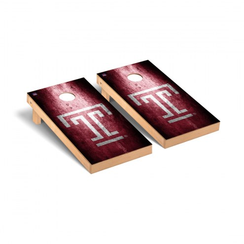 Temple Owls Victory Cornhole Game Set