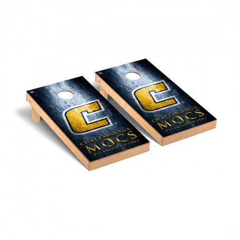 Tennessee Chattanooga Mocs Victory Cornhole Game Set