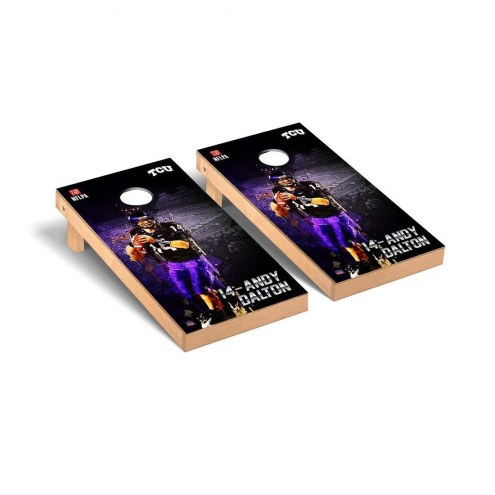 Texas Christian Horned Frogs Victory Cornhole Game Set