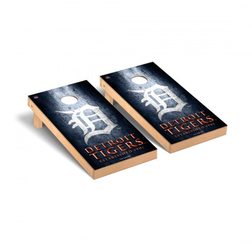 Detroit Tigers Victory Cornhole Game Set