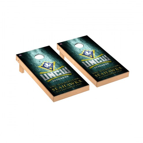 North Carolina Wilmington Seahawks Victory Cornhole Game Set