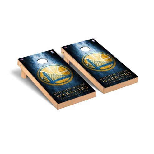 Golden State Warriors Victory Cornhole Game Set