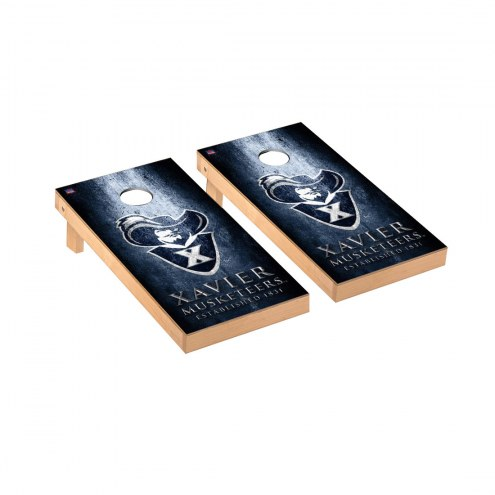 Xavier Musketeers Victory Cornhole Game Set