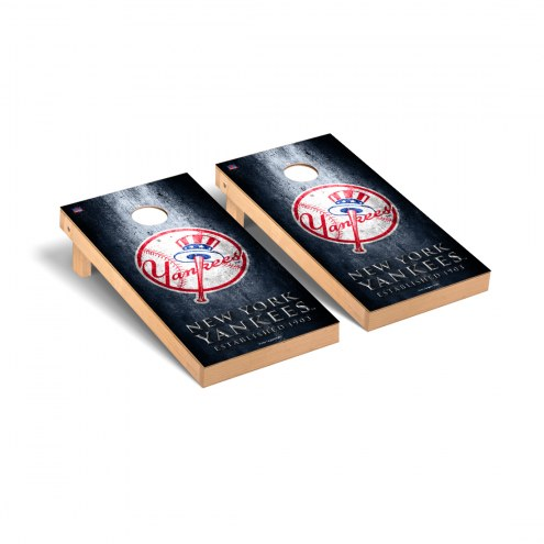 New York Yankees Victory Cornhole Game Set