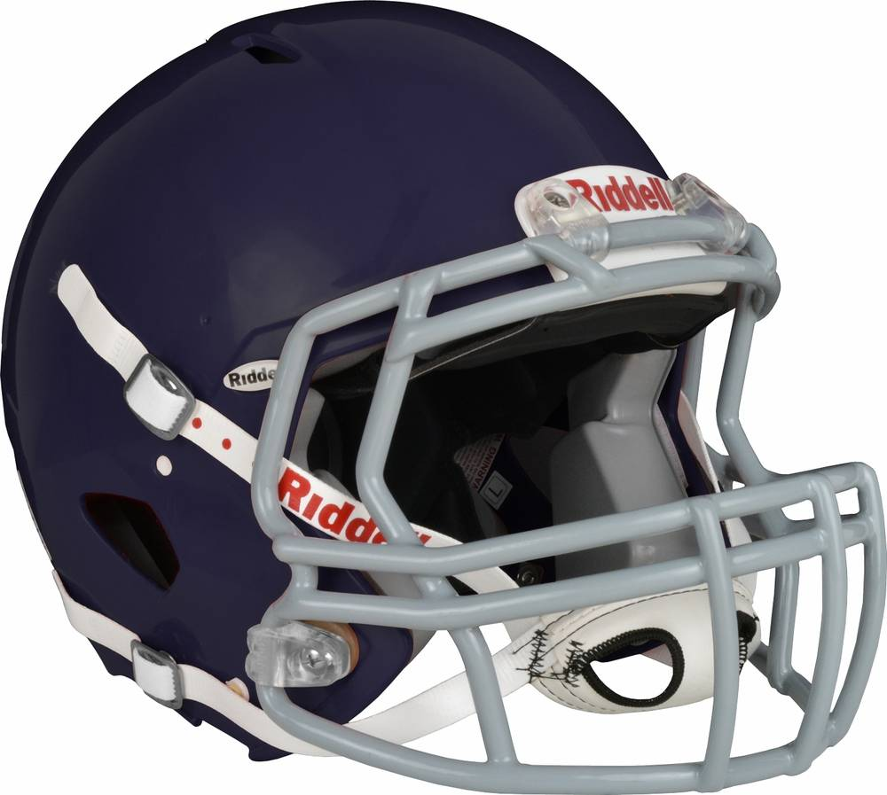d231a3ab275ce Riddell Victor Youth Football Helmet with Facemask