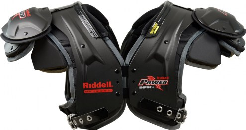 Riddell Power SPK+ Adult Football Shoulder Pads - QB / WR