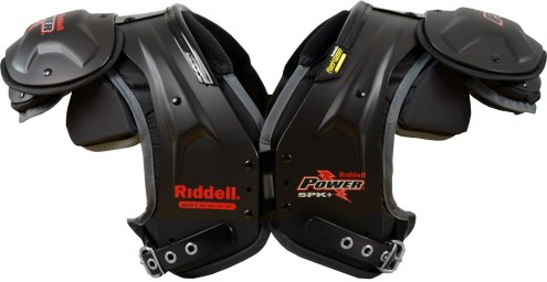 Riddell Power SPK+ Adult Football Shoulder Pads - RB /  DB Multi-Purpose