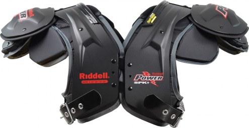 Riddell Power SPK+ Adult Football Shoulder Pads - FB / LB