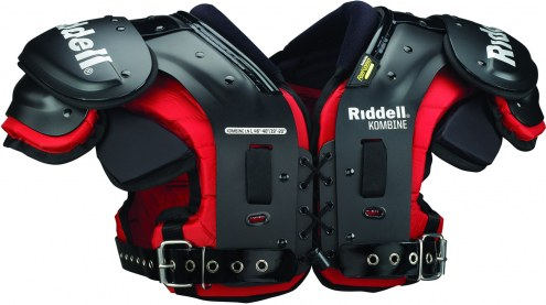 Riddell Kombine Adult Football Shoulder Pads - Linemen