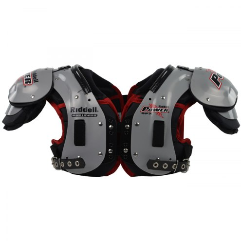 Riddell Power SPX Adult Football Shoulder Pads - QB/WR
