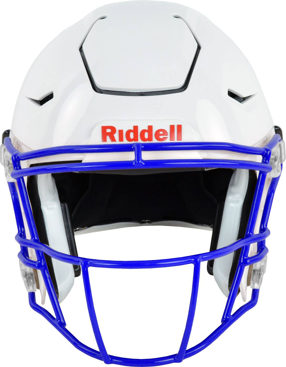 black Gesichtsgitter Riddell Speedflex  Facemask SF-2BD-SW