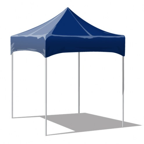 KD Kanopy PartyShade 8' x 8' Pop Up Canopy
