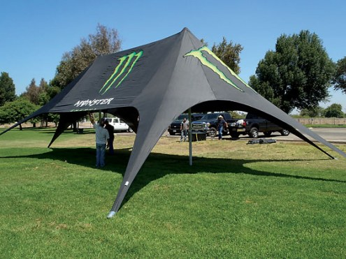 KD Kanopy StarTwin 685 Party Tent