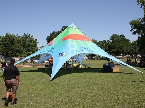 KD Kanopy StarShade 800 Event Tent