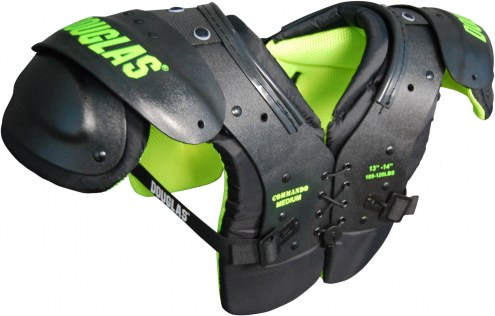 Douglas Commando Youth Football Shoulder Pads