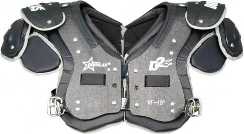 Douglas Destroyer 2.0 Q22 Adult Skill Football Shoulder Pads - QB / WR / RB / DB