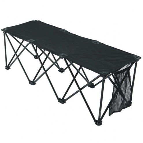 TravelChair The Original 3 Person Folding Soccer Bench