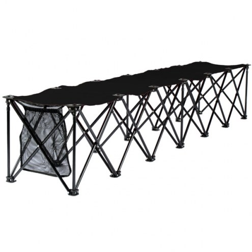 TravelChair The Original 6 Person Folding Soccer Bench