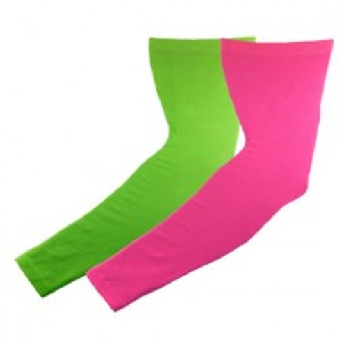Red Lion Neon Glide Youth Compression Arm Sleeves