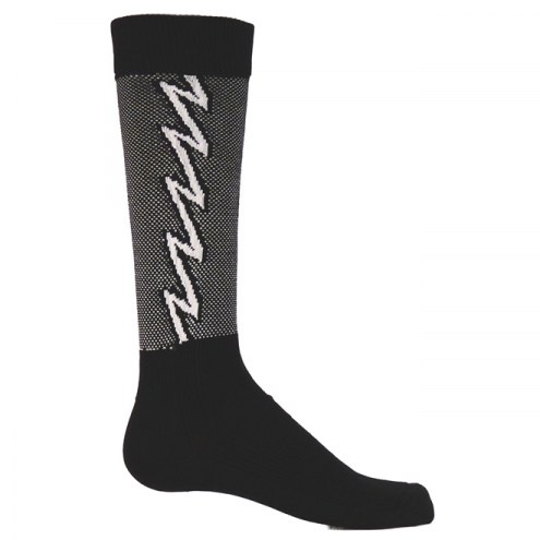 Red Lion Lightning Bolt Adult Socks - Sock Size 10-13