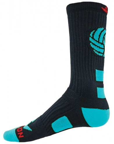 Red Lion Dig Volleyball Crew Socks