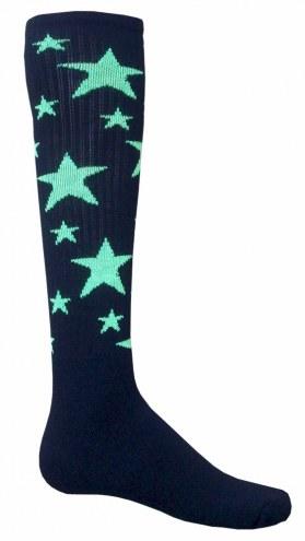 Red Lion Stars Socks