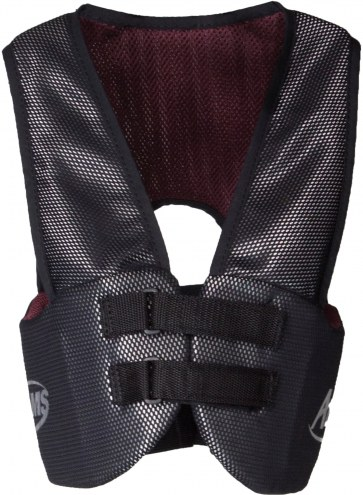 Adams 200 Youth Football Rib Blocking Vest
