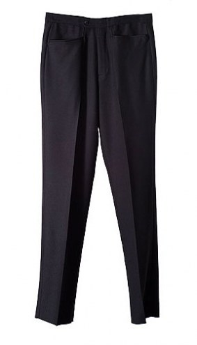 Smitty Flat Front Men's Basketball Referee Pants