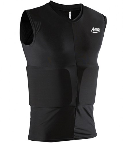 Adams Football Youth Flac Jacket Rib Vest