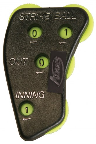 Adams Baseball Umpires 4 Dial Indicator