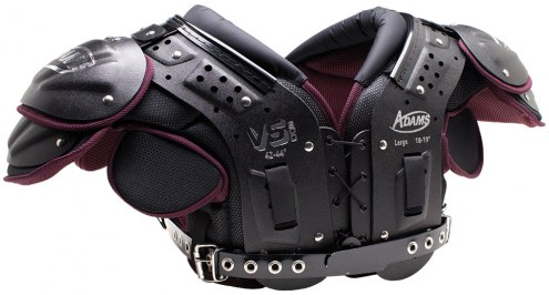 Adams VS500 Adult Skill Position Football Shoulder Pads