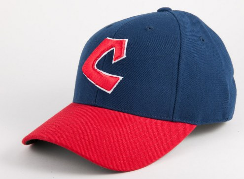 Cleveland Indians 1975 Fitted Baseball Hat
